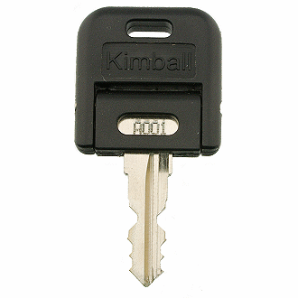 Bmb Germany A001 A200 Double Sided Replacement Keys