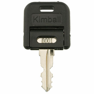 BMB Germany B001 - B200 [DOUBLE SIDED] - B106 Replacement Key