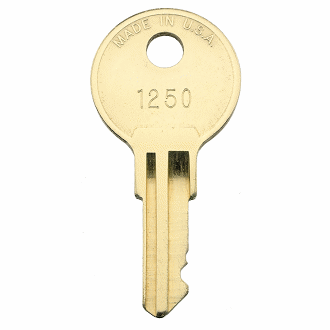 compx chicago 1250 1499 replacement keys easykeys com
