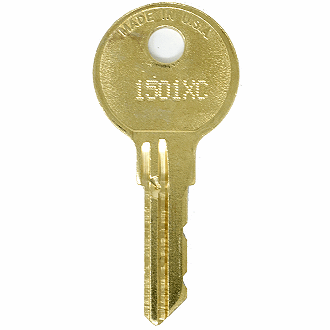 CompX Chicago 1501XC - 1750XC - 1582XC Replacement Key