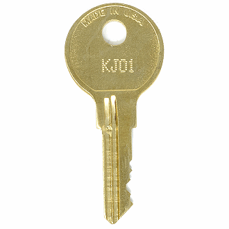 CompX Chicago KJ01 - KJ152 - KJ49 Replacement Key