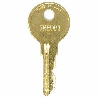 CompX Chicago TRE001 - TRE2000 - TRE1184 Replacement Key