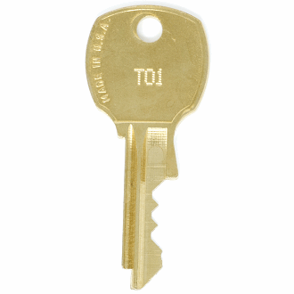 General Fireproofing T01 - T675 Keys