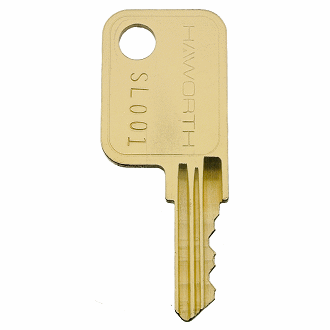 Haworth SL001 - SL300 Keys