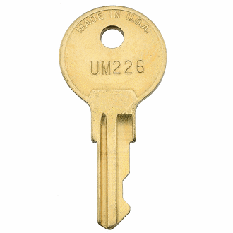 Herman Miller UM226 - UM427 - UM364 Replacement Key