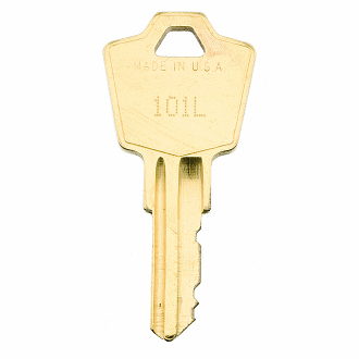 HON 101L - 225L - 194L Replacement Key