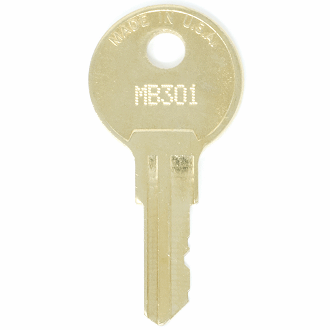 Keys and Locks for HON file cabinets and desks  - EasyKeys com