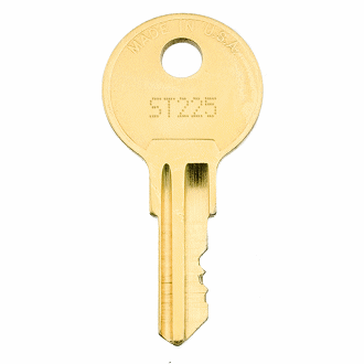 HON ST101 - ST225 - ST125 Replacement Key