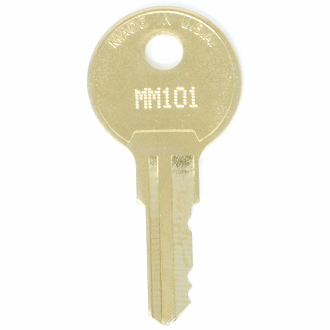 Hudson MM101 - MM425 - MM411 Replacement Key