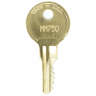 Hudson MM750 - MM999 - MM804 Replacement Key
