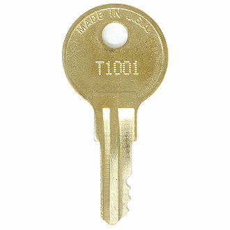 Ilco T1001 - T1750 - T1342 Replacement Key