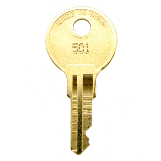Indiana Furniture 501 - 700 Keys