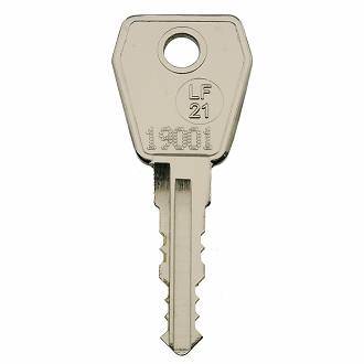 Lowe & Fletcher 19000 - 19999 - 19105 Replacement Key