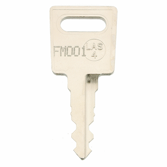Ronis FM001 - FM400 - FM323 Replacement Key