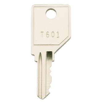Wesko T1 - T1000 - T593 Replacement Key - EasyKeys.com