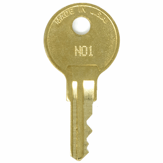Kimball Office N01 - N100 Keys