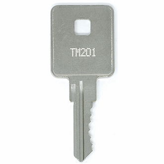 TriMark TM201 - TM250 Keys