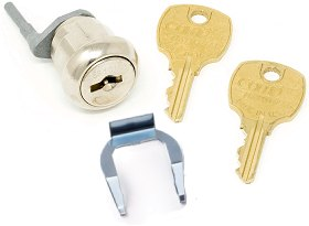Hirsh Industries File Cabinet Lock - SKU: HI17345